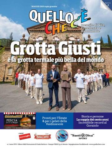 Quello Che Cè Maggio 2019 By Quellochececom Issuu