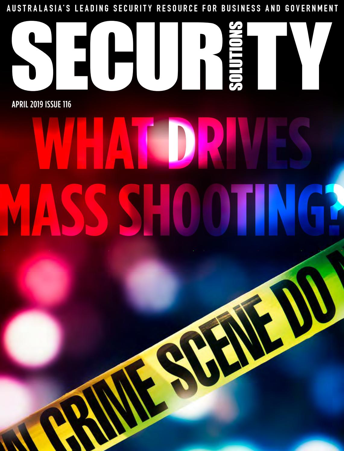 Security Solutions Issue 116 by Security Solutions - issuu