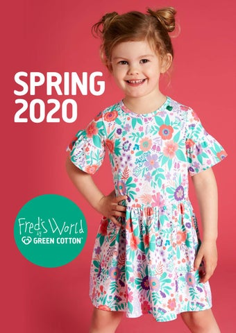Spring 2020 Usa.Freds World By Green Cotton Spring 2020 Usa By By Green