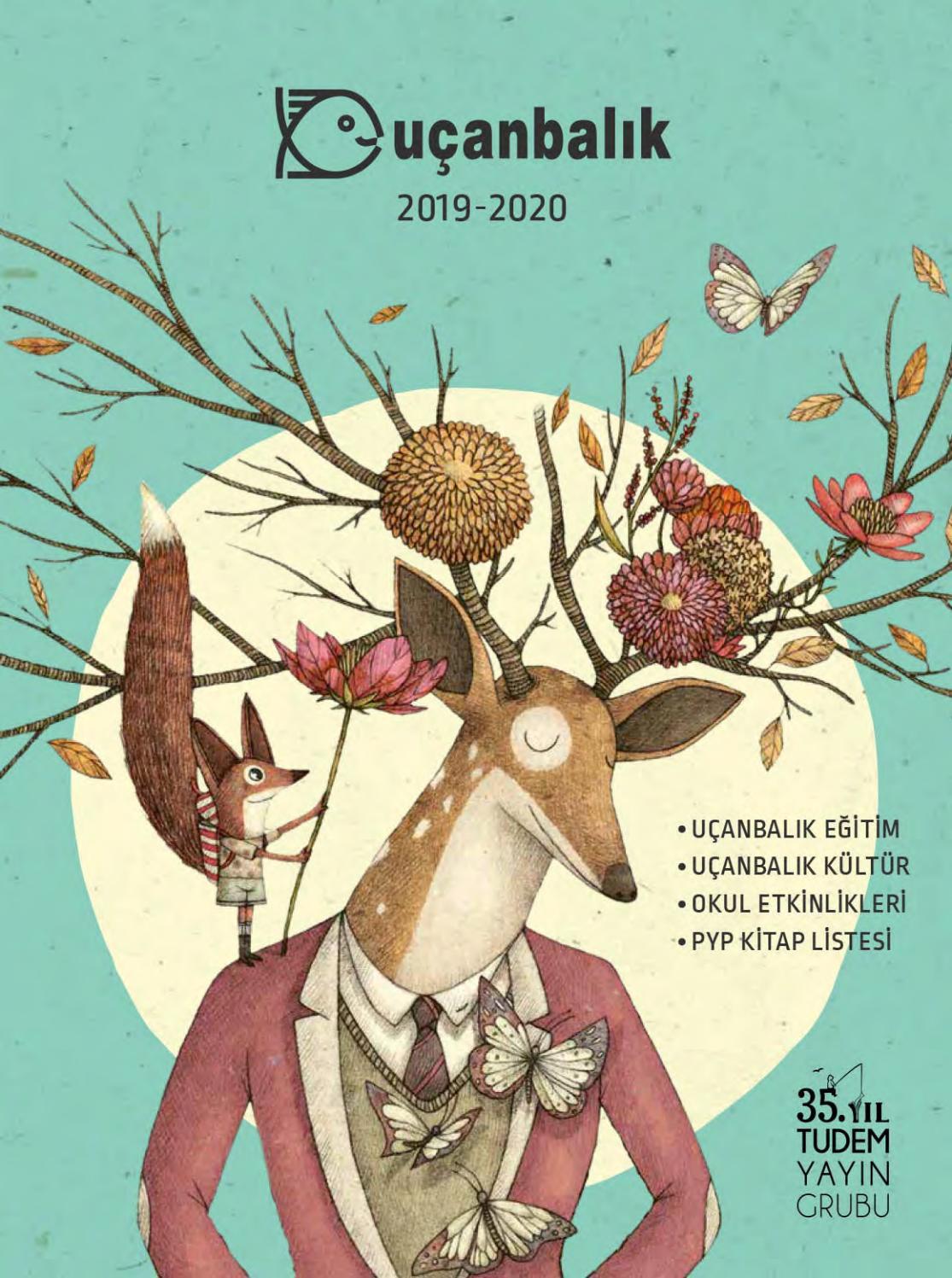 Ucanbaalik Yayin Katalogu 2019 2020 By Tudem Issuu
