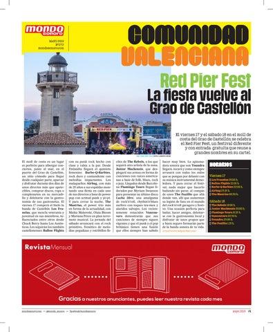 Mondo Sonoro Comunidad Valenciana 272 Mayo 2019 By Mondo