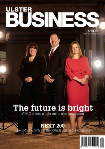 Ulster Business - April 2019 by Ulster Business - issuu