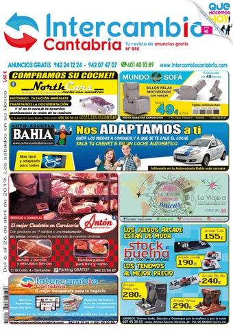 b175b62fcb Revista Intercambio Cantabria 845 by Revista Intercambio Cantabria ...