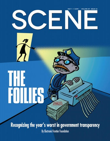 Scene May 1, 2019 by Euclid Media Group - issuu