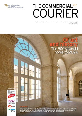 8f50c597122 The Commercial Courier April May 2019 by Content House Group - issuu