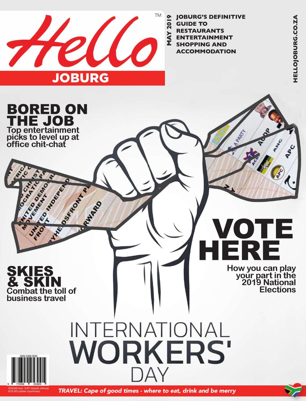 Hello Joburg May 2019 By Spinnercom Media Issuu