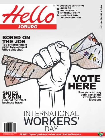 Hello Joburg May 2019 by SpinnerCom Media - issuu