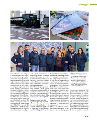 Page 41 of Strategie - Industria Grafica FG