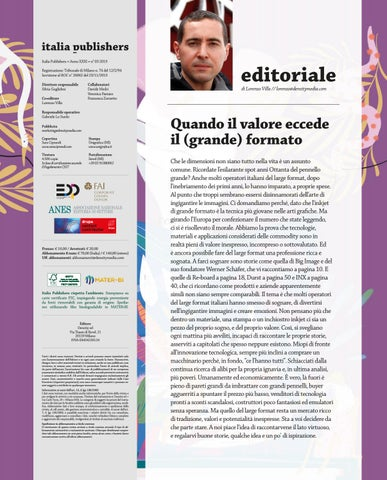 Page 9 of Editoriale