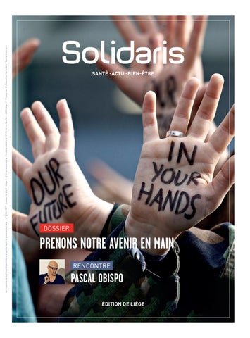 Carte Europeenne Assurance Maladie Solidaris.Solidaris Magazine Mai 2019 By Solidaris Liege Issuu
