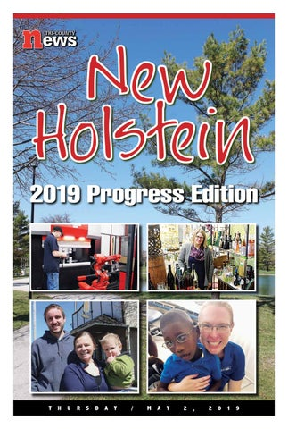 Why Blue Eyed Wisconsinites Tended To >> New Holstein Progress 2019 By Delta Publications Issuu