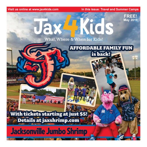 8cedc110d9 May 2019 by Jax4Kids - issuu