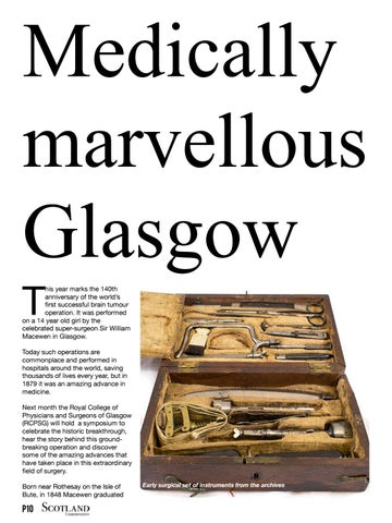 Page 10 of Glasgow's extraordinary medical history museum
