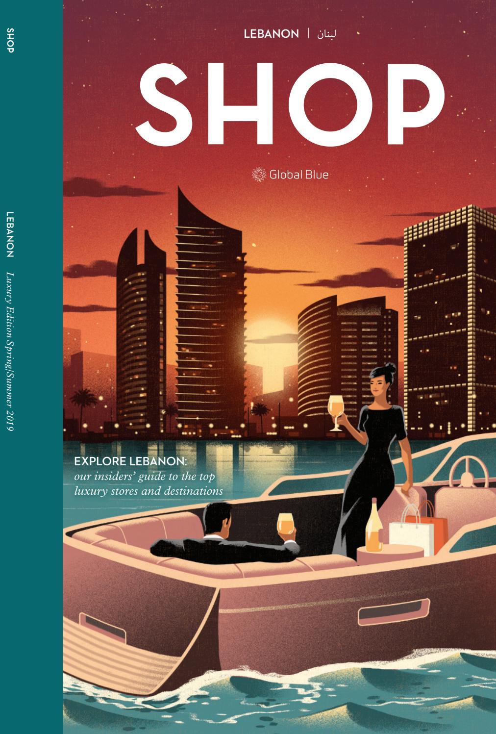 Shop Lebanon Ss19 By Shop Global Blue Issuu