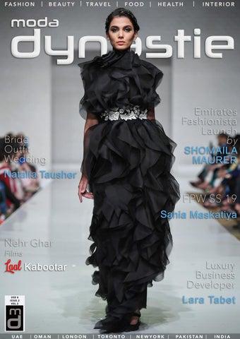 bd460a2ea1c1 Moda Dynastie Magazine Mar - Apr 2019 by Moda Dynastie - issuu