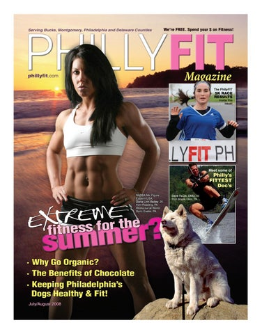 July-August 2008 by phillyfit - issuu