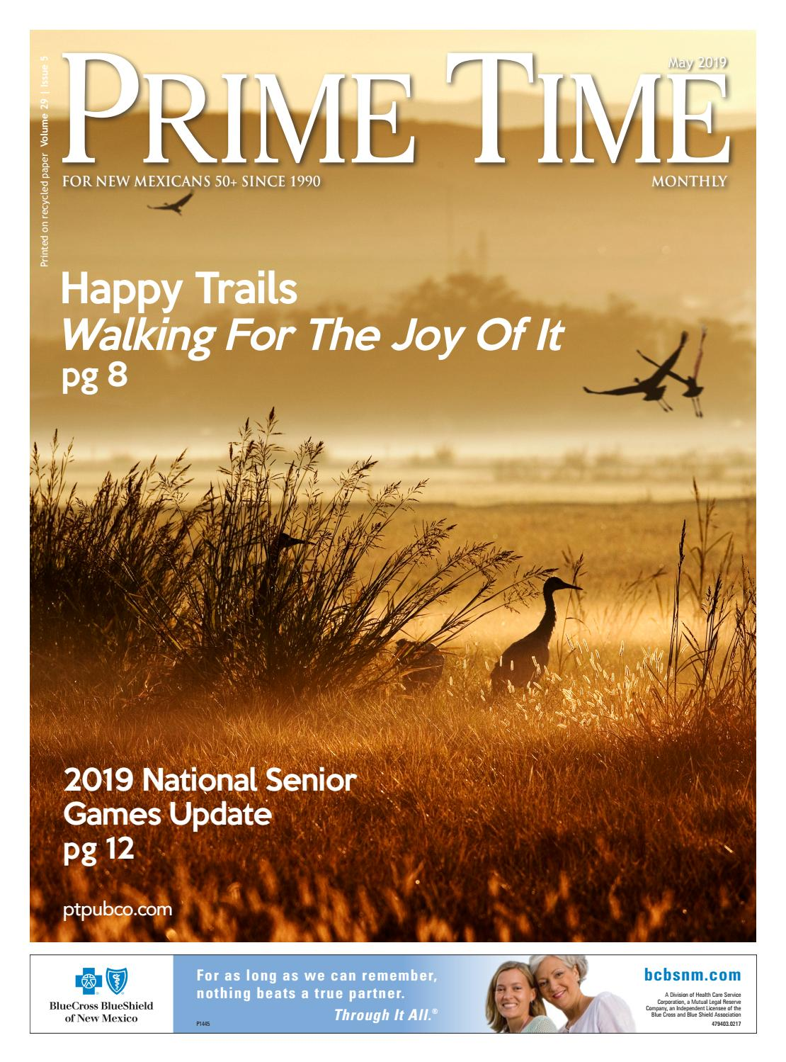 May Prime Time 2019 by Dave Rivord - issuu