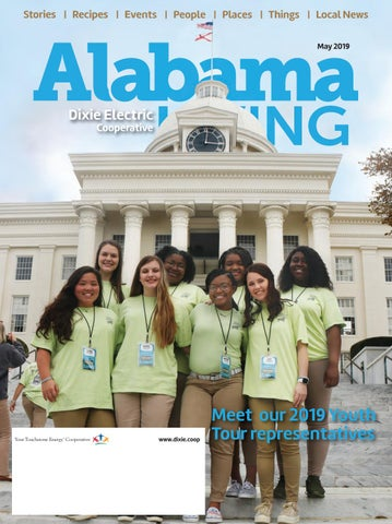 May 2019 Dixie By Alabama Living Issuu