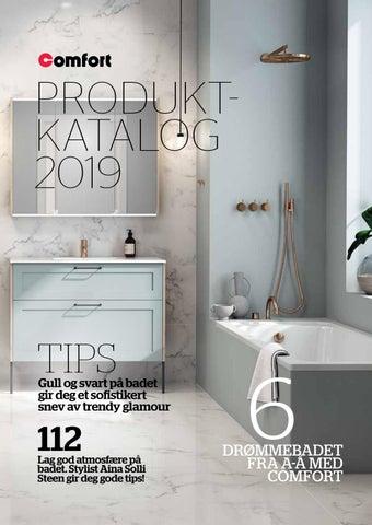 1380c211 Comfort Produktkatalog 2019 by Rørleggerkjeden Comfort - issuu