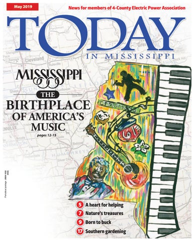 Today in Mississippi May 2019 4-County by American