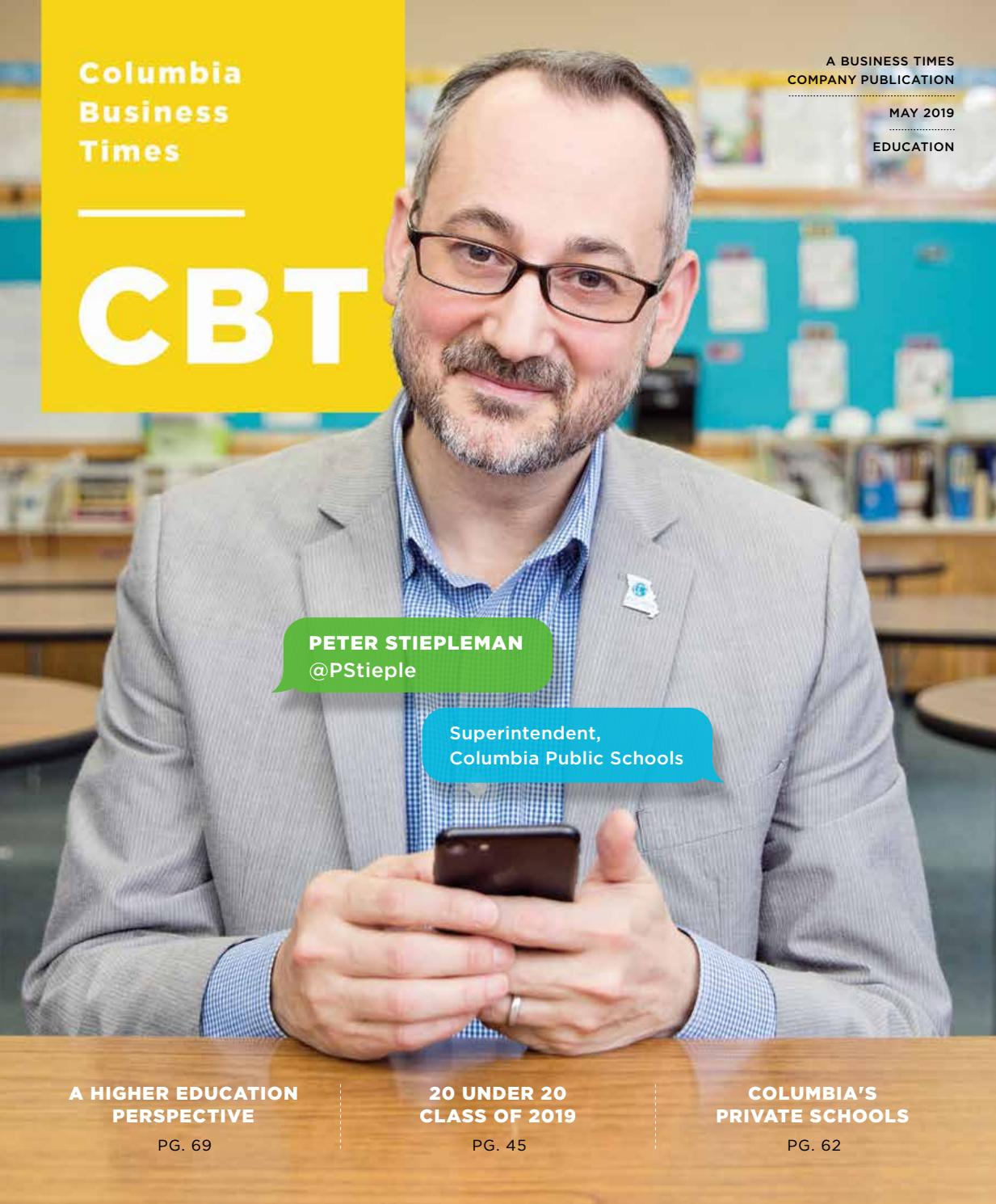 6b730adee0506 Columbia Business Times May 2019 by Business Times Company - issuu