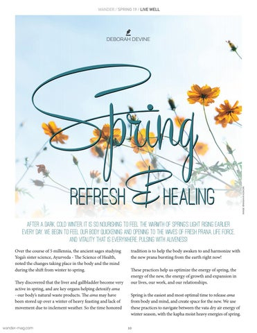 Page 10 of Spring Refresh & Healing