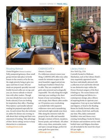 Page 49 of Reading Retreats
