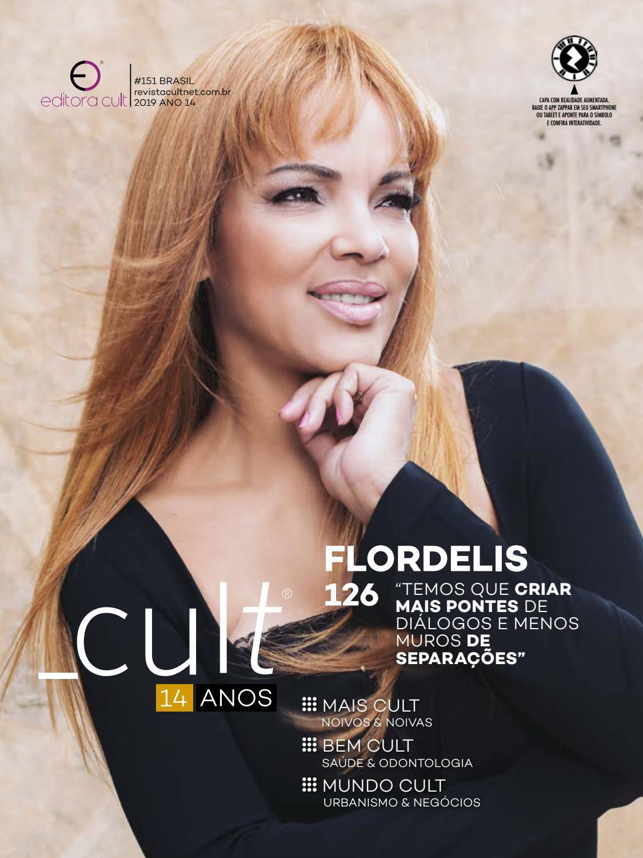 c5cb7628b CULT 151: FLORDELIS by Revista Cult - issuu