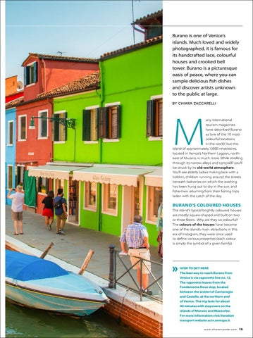 Page 17 of Insider Tips: Burano
