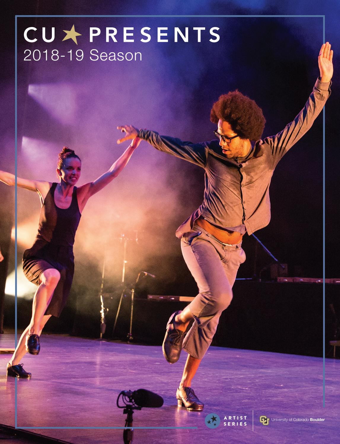 CU Presents Magazine Spring 2019, April 6, 2019 by The