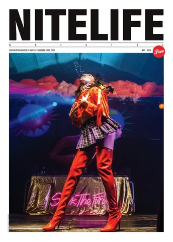 Nitelife May 2019 by NITELIFE MAGAZINE BRISTOL - issuu