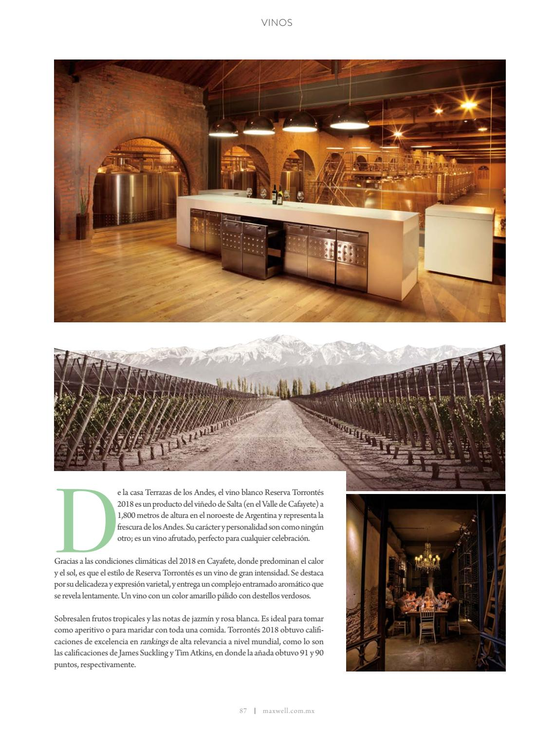 Revista Maxwell León Ed 121 By Grupo Editorial Maxwell Issuu