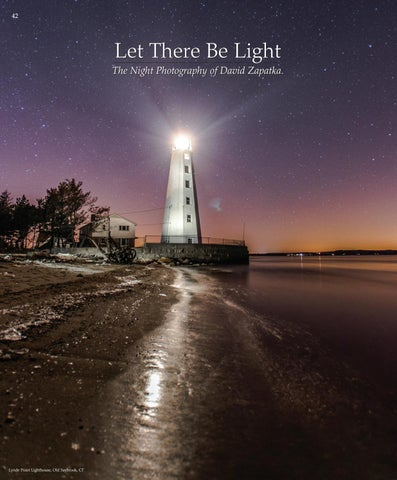 Page 42 of Let There Be Light: The Night Photography of David Zapatka.
