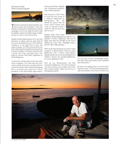 Page 43 of Let There Be Light: The Night Photography of David Zapatka.