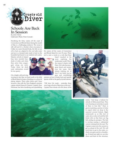 Page 60 of Crusty Old Diver - Schools Are Back In Session
