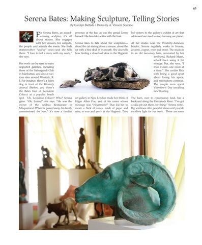 Page 65 of Serena Bates: Making Sculpture, Telling Stories