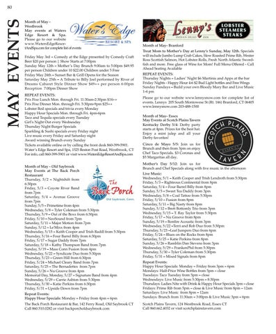 Page 80 of May Events