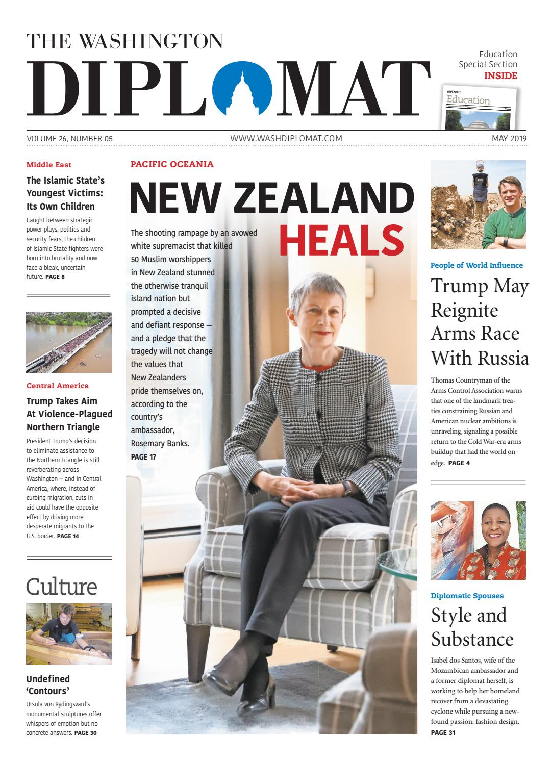 de16bbd2a24d The Washington Diplomat - May 2019 by The Washington Diplomat - issuu