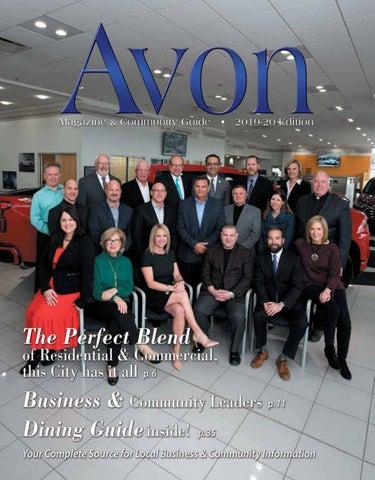 Avon Magazine 2019 by Image Builders Marketing - issuu
