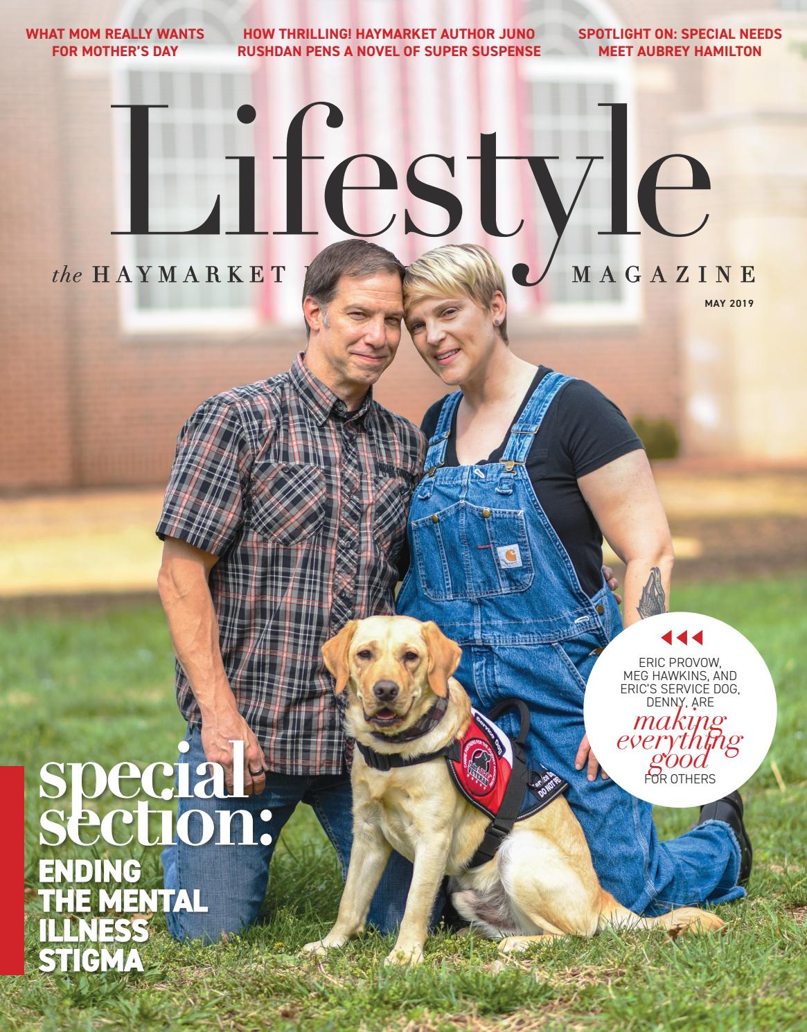 Haymarket lifestyle magazine may 2019 by piedmont publishing group issuu