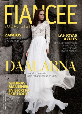 342564f70 Fiancee Bodas Revista Digital Mayo 2019 by Fiancée Bodas   Eventos ...