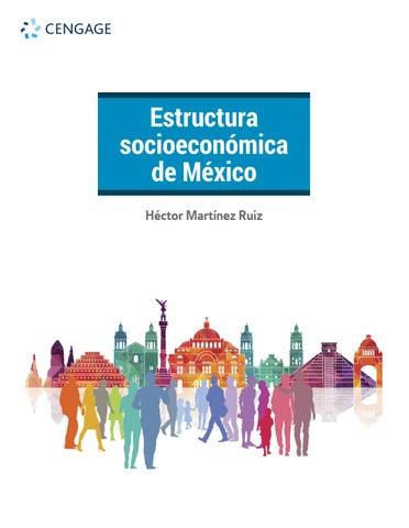 Estructura Socioeconómica De México By Cengage Learning