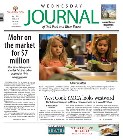 32ee8bb66bfd9 Wednesday Journal 050119 by Wednesday Journal - issuu