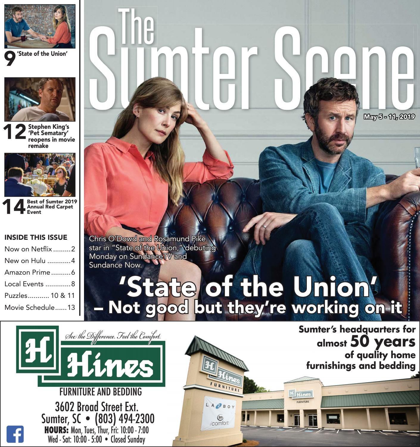 Sumter Scene May 5, 2019 by The Sumter Item - issuu