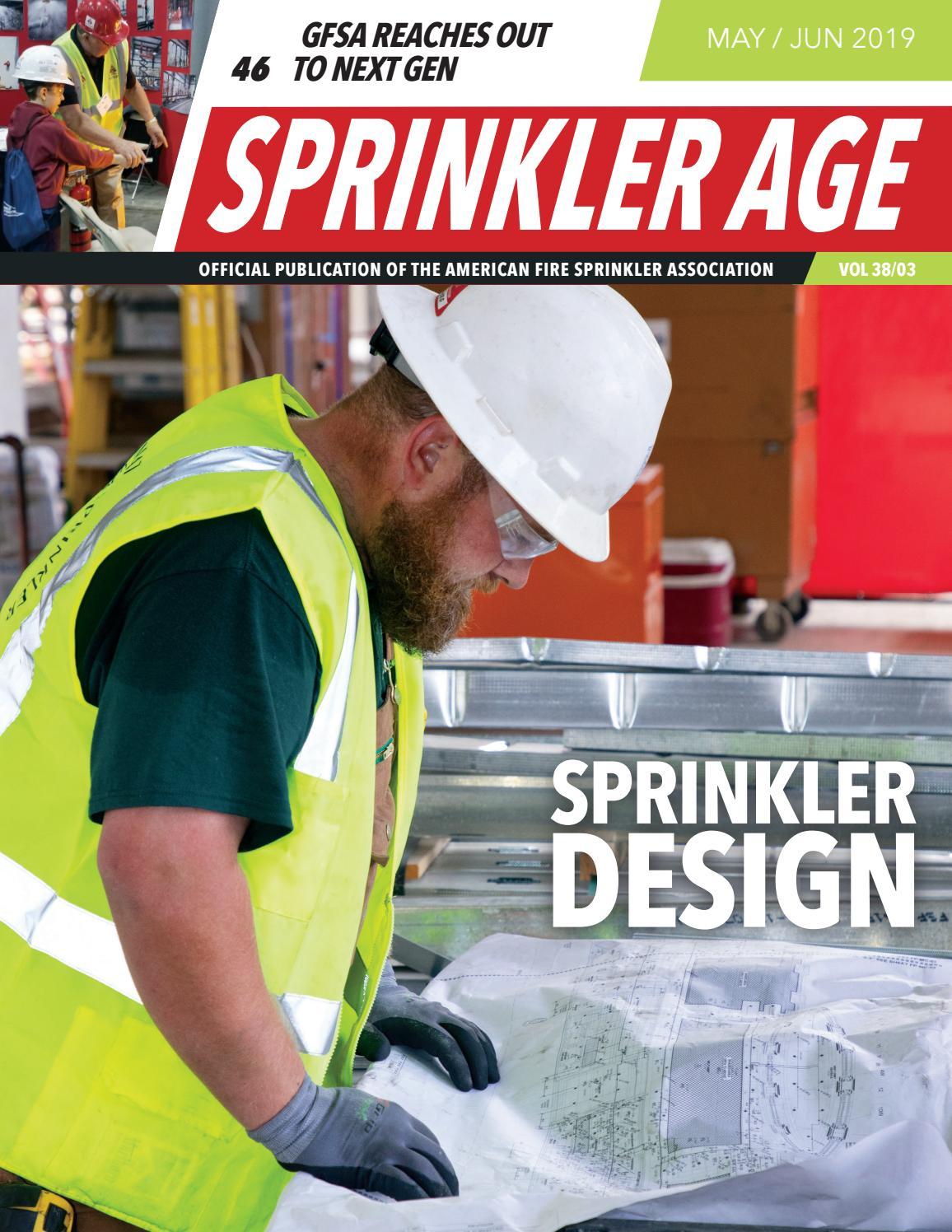 May/June 2019 Sprinkler Age by SprinklerAge - issuu