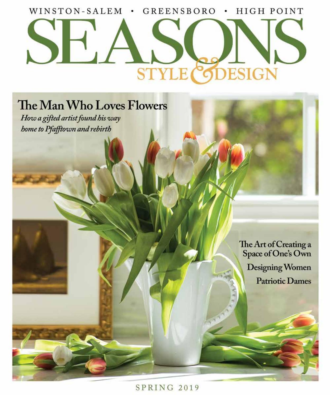 Arbor Acres Winston Salem Nc: Seasons Spring 2019 By O.Henry Magazine