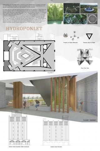 Master Of Interior Architecture Sample Work Portfolio By