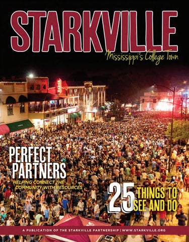 Starkville MS Digital Publication - Town Square Publications