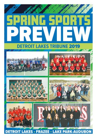99a4eeb9d1e8 Spring Sports Preview 2019 by Detroit Lakes Newspapers - issuu