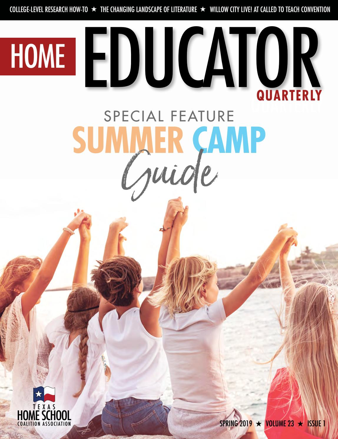 Home Educator 2019 by Texas Home School Coalition